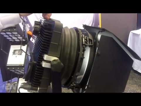 InfoComm 2013: Zylight Discusses the F8 LED Lighting Instrument