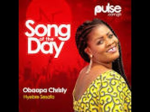 LISTEN TO A Powerful Worship Song By Obaapa Christy  Happy Sunday