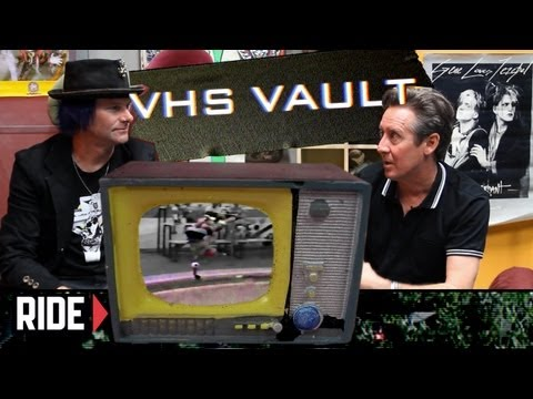 Kevin Staab with Billy Ruff - Del Mar Skate Ranch - VHS VAULT