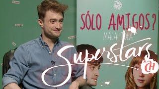 Superstars: Daniel Radcliffe prova que é o namorado mais fofo do mundo