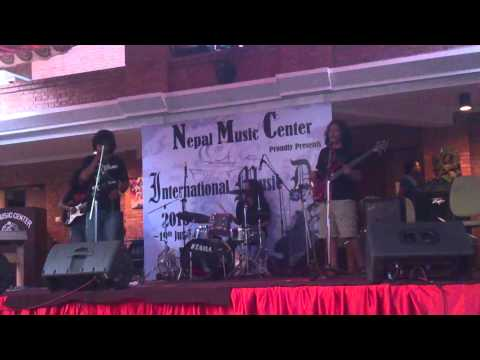 FIRETONGUE Rajneeti original song performed at NMC