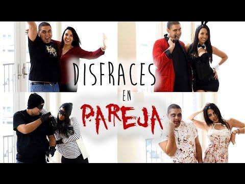 Disfraces en pareja youtube for Disfraces parejas adultos