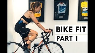 BIKE FIT WITH FORMER TEAM SKY PHYSIO
