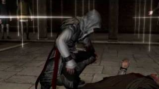 Assassin's Creed 2 gameplay on Ati 5470 IV