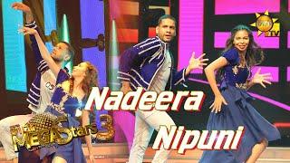 Nadeera Nonis with Nipuni Mega Stars 3 | Round 2 | 2021-04-25
