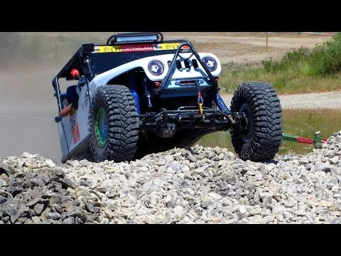 Campeonato Nacional Trial 4x4 Valongo 2014 (Completo) HD