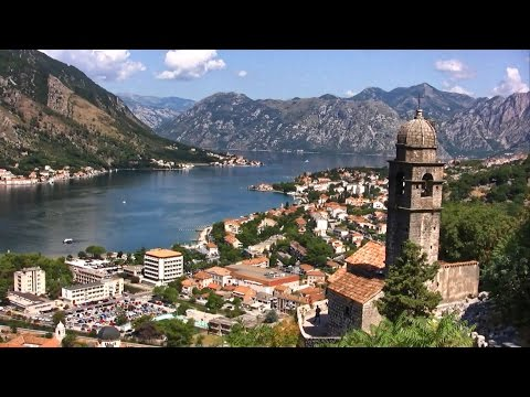 Kotor & The Bay of Kotor, Montenegro in HD