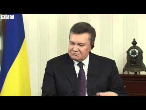 Ukraine crisis Viktor Yanukovych decries Crimea tragedy