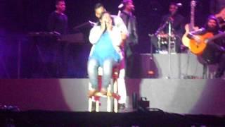 Solo por un beso - Romeo Santos - Geba 10-05-14