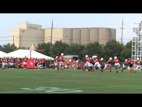 First Louisville Football Practice 2014