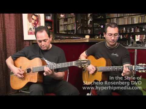 Stochelo Rosenberg improvises over Daphne