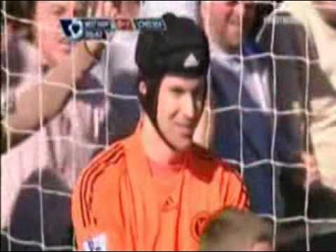 Petr Cech Top 5 Save In Chelsea !!! Video