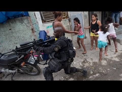 Rio's Killer Cops, Pacification Program & Prep for the 2016 Olympics with Will Carless