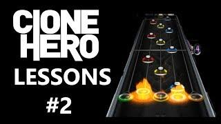 Clone Hero lessons - 2. Triplets