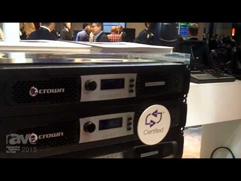 ISE 2015: Harman Talks About Drivecore Install 2, 4, and 8