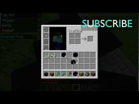 Minecraft 1.4.6 Duplication Glitch With Nodus Singleplayer