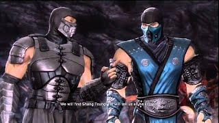 Mortal Kombat 9 - Башня (Tower)