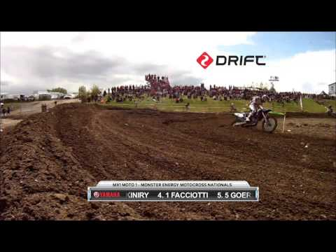 2012 Monster Energy Motocross Nationals - Round 3: Calgary AB