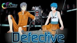 [RUS COVER] Portal 2 Song — Defective [v.2] (Русская версия)