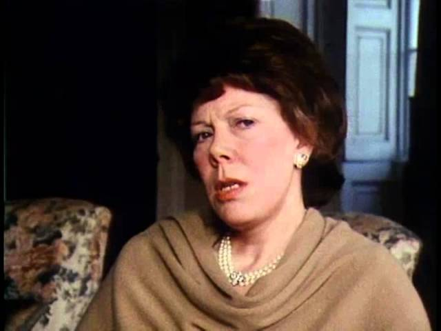 Dame Janet Baker talks about stagefright