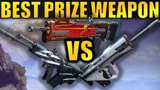 Destiny 2: BEST FACTION PRIZE WEAPON! | February 2018 Faction Rally