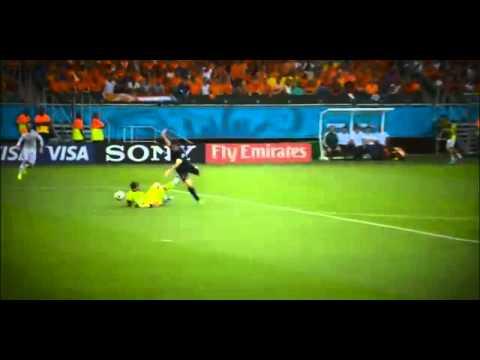 Nederland   Spanje 5 1 Goals nederland spanje