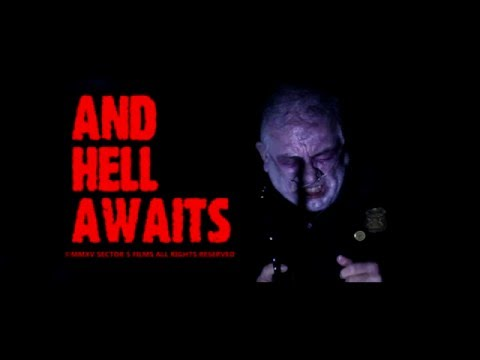 AND HELL AWAITS - Official Trailer - Some People Cant Die Alone - WATCH