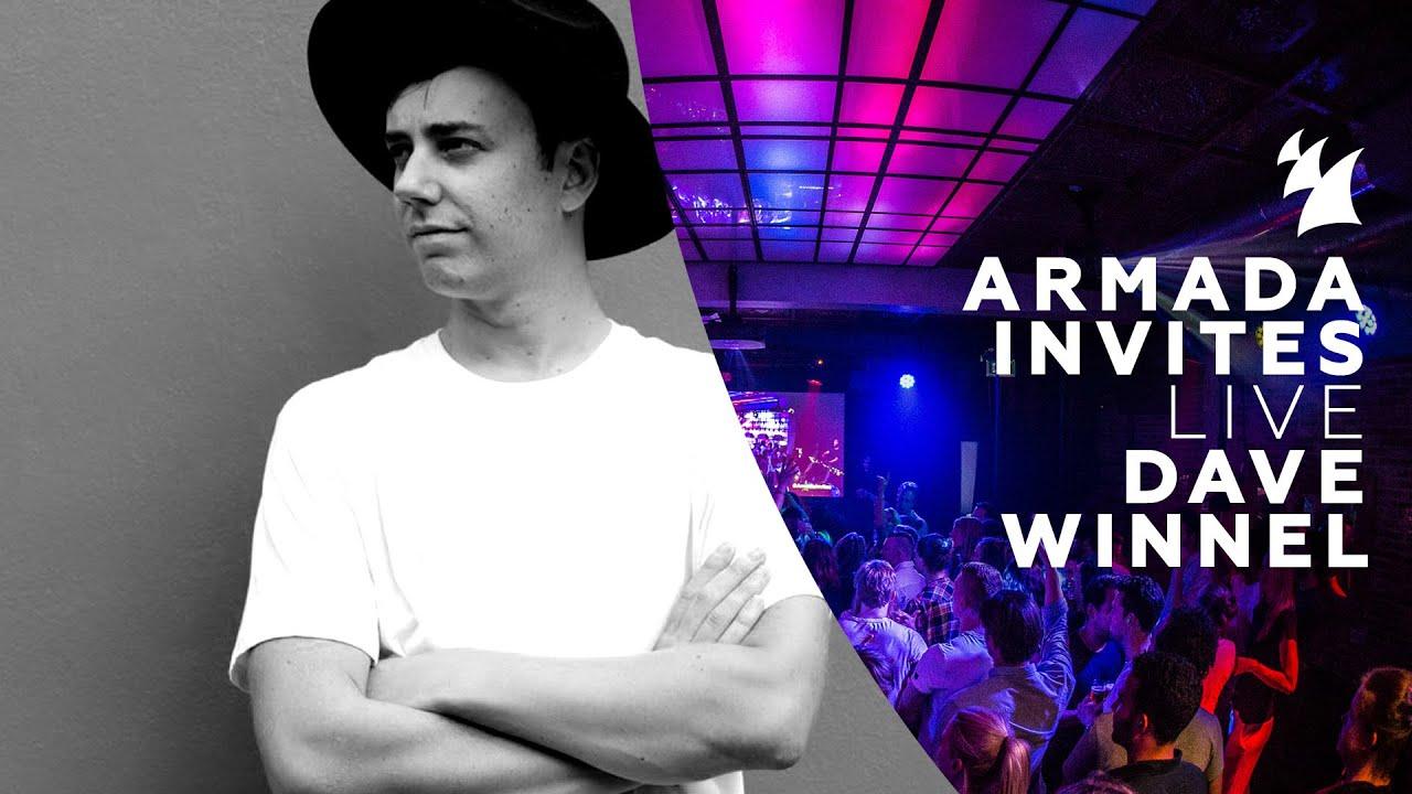 Armada Invites: Dave Winnel
