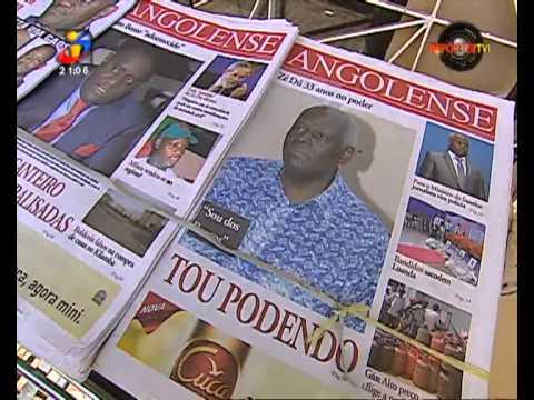 Repórter TVI «Os caminhos de Angola»   Parte I