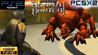 Star Wars: Bounty Hunter - PS2 Gameplay 1080p (PCSX2)