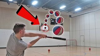CRAZY BASKETBALL TRICK SHOTS!!