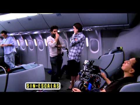 Detrás de cámaras Non-Stop: Sin Escalas