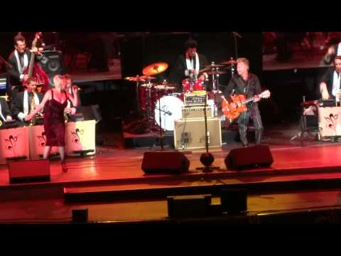 Brian Setzer Sexy And Seventeen, Flight of the Bumblebee, Hollywood Bowl 9/14/2012