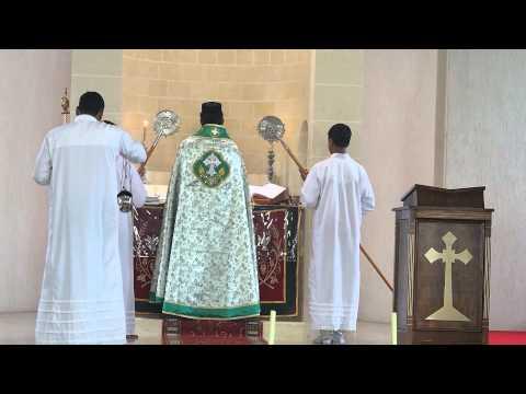 Jacobite Holy Qurbana English2-st Thomas Jsoc Melbourne video