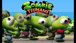Zombie Tsunami - Intro - Part 1 [Android Gameplay, Walkthrough]