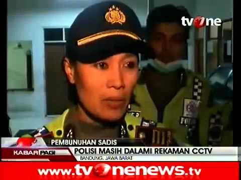 HOT NEWS!!! Rekaman CCTV Pembunuhan Sisca Yovie