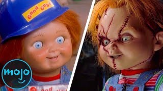 Top 10 Things You Didn't Know About Chucky