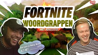 ACCEPTEER DE PUNCHLINE: FORTNITE EDITION- QUCEE SPEELT FORTNITE #14
