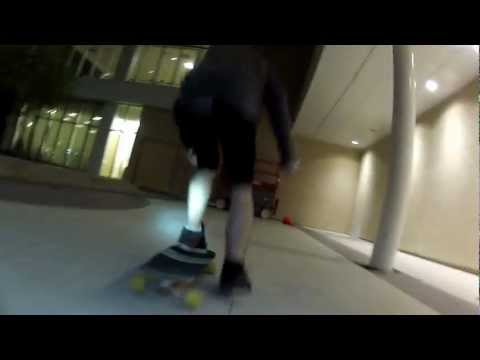 shawn p eats shit longboard line