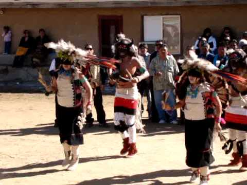 Hopi Buffalo Dance 1/17/10 part 2