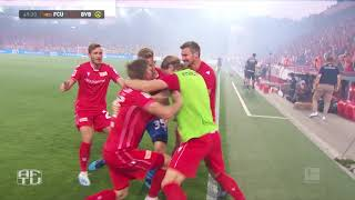Highlights: 1. FC Union Berlin - Borussia Dortmund, 31.08.2019