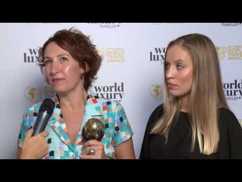Lucia Peris, director of spa, Talise Ottoman Spa @ Jumeirah Zabeel Saray (Spanish)