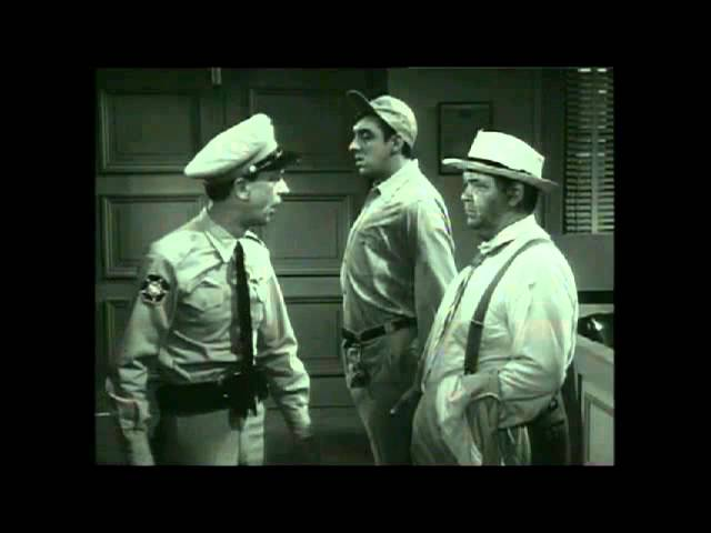 Part one  Barney Protecting Andy Griffith