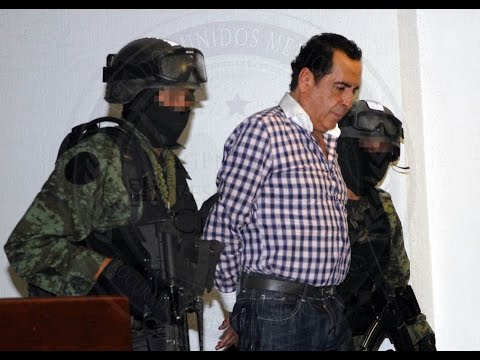 Mexico catches drug lord in tourist haunt | Hector Beltran Leyva