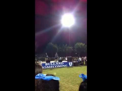 Bullard High School's Knight Rally ft. Coach Arax