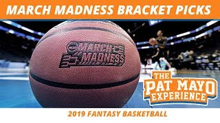 2019 March Madness Bracket Picks — NCAA Tournament Predictions, Sleeper Teams and Bracket Busters