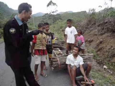 Struggle of life in Manggarai, NTT.