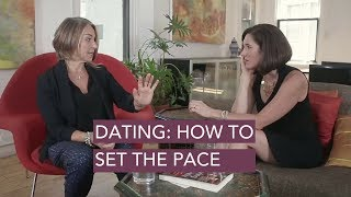 Dating: Setting the Pace Without Scaring Someone Away