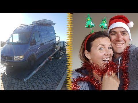 Weihnachten OHNE Karl...・Panne in Portugal・Auslosung + ANKÜNDIGUNG