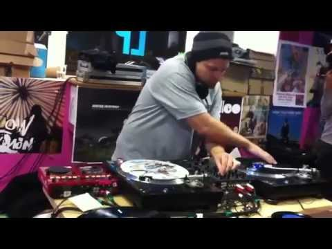 DJ Shadow_Redeemed Live At Rise Bristol